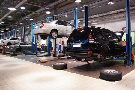 Car Repair Service Center